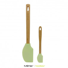 Duo Silicone Spatula set