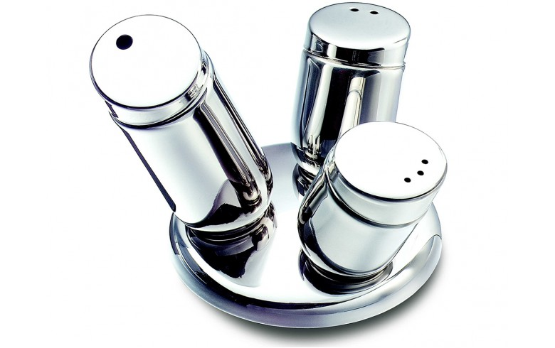 SWING Salt, Pepper & Toothpick Set